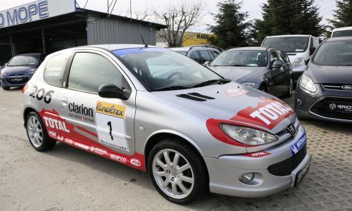 Peugeot 206 WRC 2.0 16V GT N 3899
